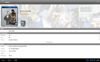 Screenshot of My Movies Pro - Movie Library