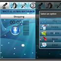 DIGITAL AUDIO RECORDER icon
