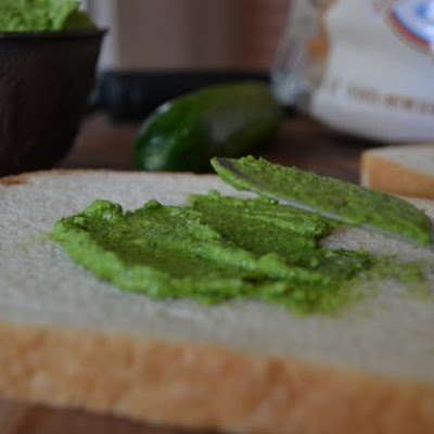 The St. Anthony's Girls High School Chutney Sandwich