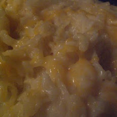Mom's Cheesy Potato Casserole Aka Funeral Potatoes