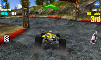 Screenshot of Dust: Offroad Racing