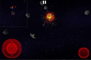 Screenshot of Mars Defender: Space RPG