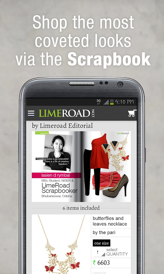 LimeRoad - Online Shopping Screenshot 3