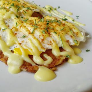 Low Calorie, Reduced Fat Hollandaise Sauce