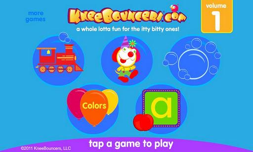 KneeBouncers Toddler Pack V1