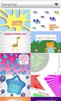 Screenshot of Doodlr - Free Greeting Cards!