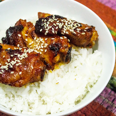 Red Sesame Chicken