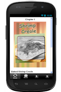 Baked Shrimp Creole Recipe - screenshot