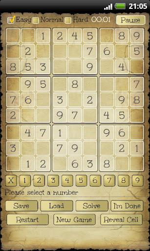 數獨 - Sudoku