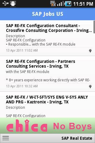 SAP Jobs US