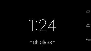 Screenshot of MyGlass