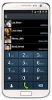 Screenshot of ExDialer SGS4 Theme