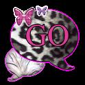 GO SMS THEME/SilkyLeopard4U icon