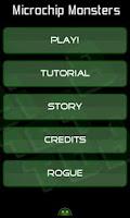 Screenshot of Microchip Monsters