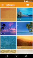 Screenshot of Aloha - Icon Pack