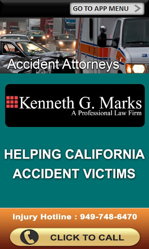 Kenneth G. Marks Accident App