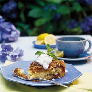 Sour Cream Tea Cakes Recipes