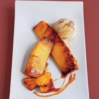 Caramelized Pineapple Dessert Recipes