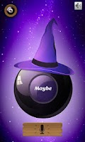 Screenshot of The Magic 8 Ball - Free Game