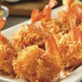 Outback Steakhouse Coconut Beer Battered Prawns