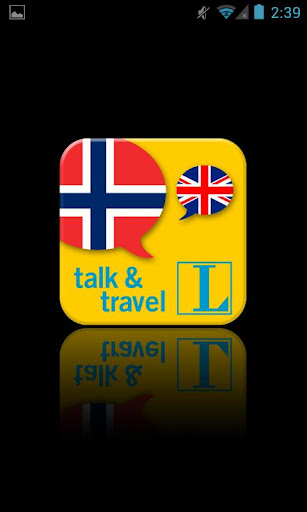 Norwegian talk travel