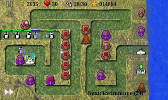 Screenshot of New Eskimo Defense