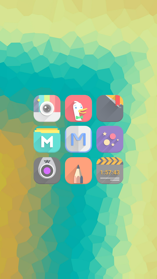 Vopor - Icon Pack Screenshot 17