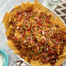 Chili Dog Nachos