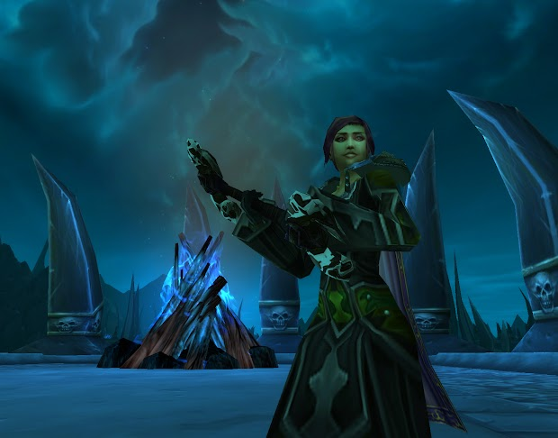Blizzard talk Wrath of the Lich King