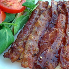 Barefoot Contessa's Oven Roasted Bacon