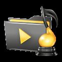 Folder Player / Lecteur Folder icon