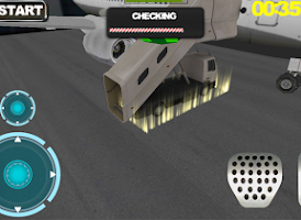 Screenshot of Ultra 3D airport car parking
