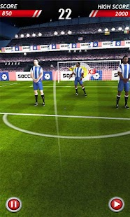 APK Game Soccer Kicks (Football) for iOS