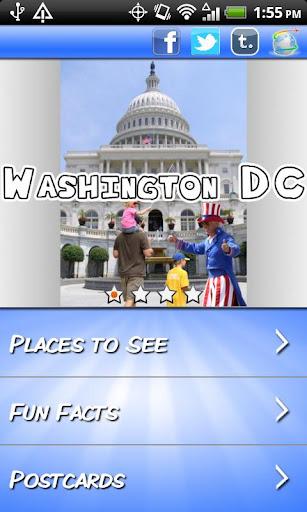 Washington DC Guide…For Kids
