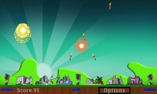 Nuclear Defence Force Lite