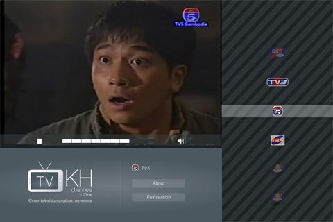 KH Channels Free for Tablet