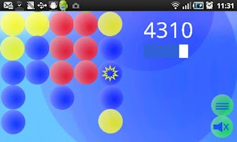 Screenshot of Bubbles fun