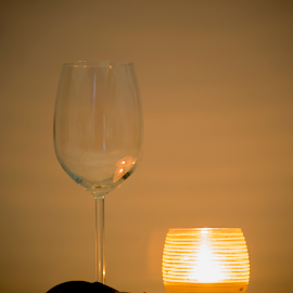 Empty wine glass by Mark Vegera - Food & Drink Alcohol & Drinks (  )