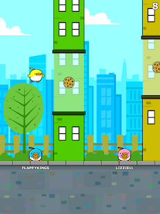 Cookie-Bird-in-Flappy-City 4