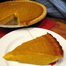 Incredible Pumpkin Pie