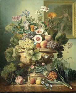 RIJKS: Eelke Jelles Eelkema: painting 1830