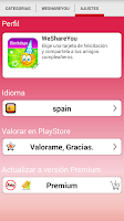 Screenshot of WeShareYou