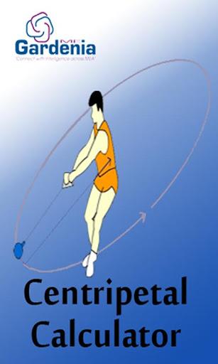 Centripetal Acceleration Calcu