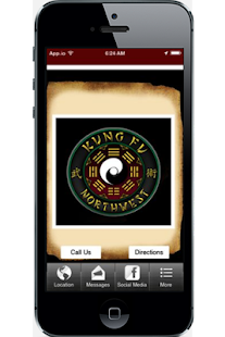 Kung Fu Northwest Inc - screenshot
