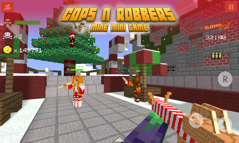 Cops N Robbers - FPS Screenshot 11