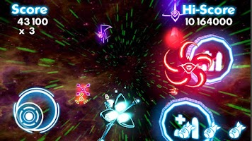Screenshot of Space Wars 3D
