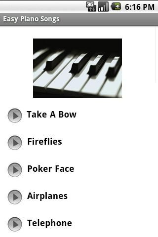 Learn To Play Easy Piano Songs