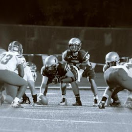 by Lori Collings - Sports & Fitness American and Canadian football