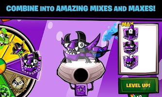 Screenshot of Calling All Mixels