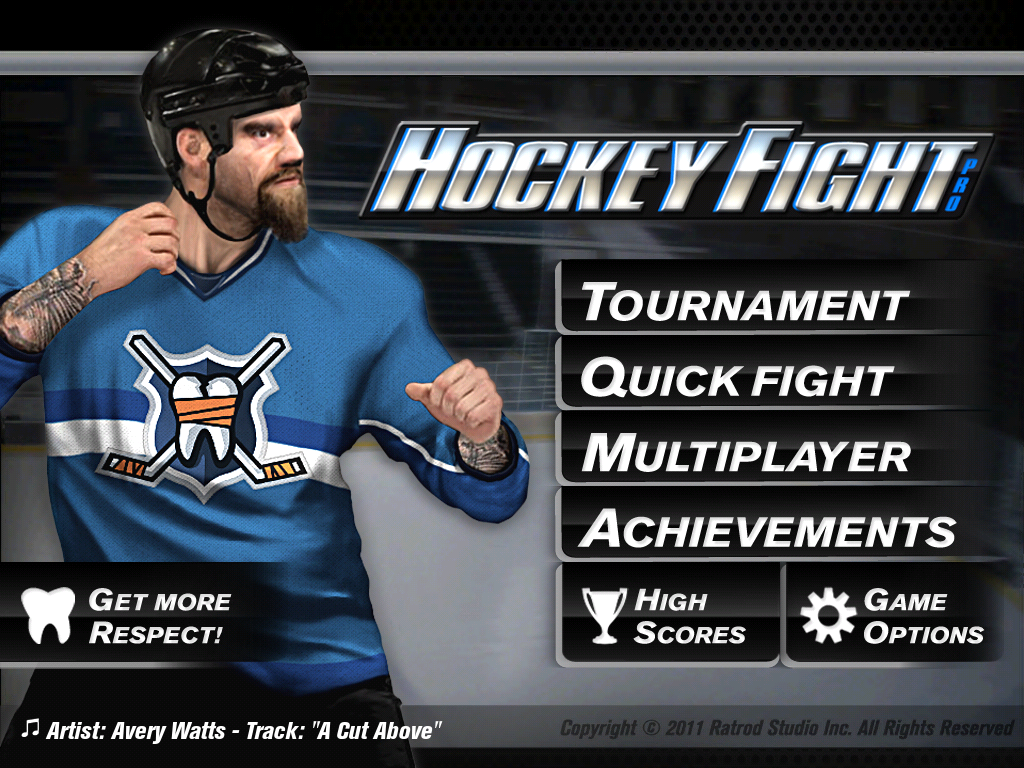 Hockey Fight Pro Screenshot 8
